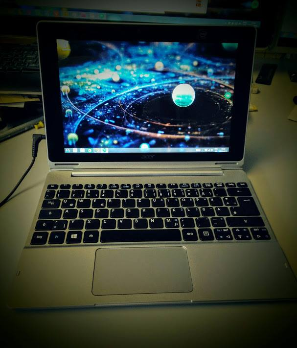 Some thoughts on the Acer Aspire Switch 10 FHD