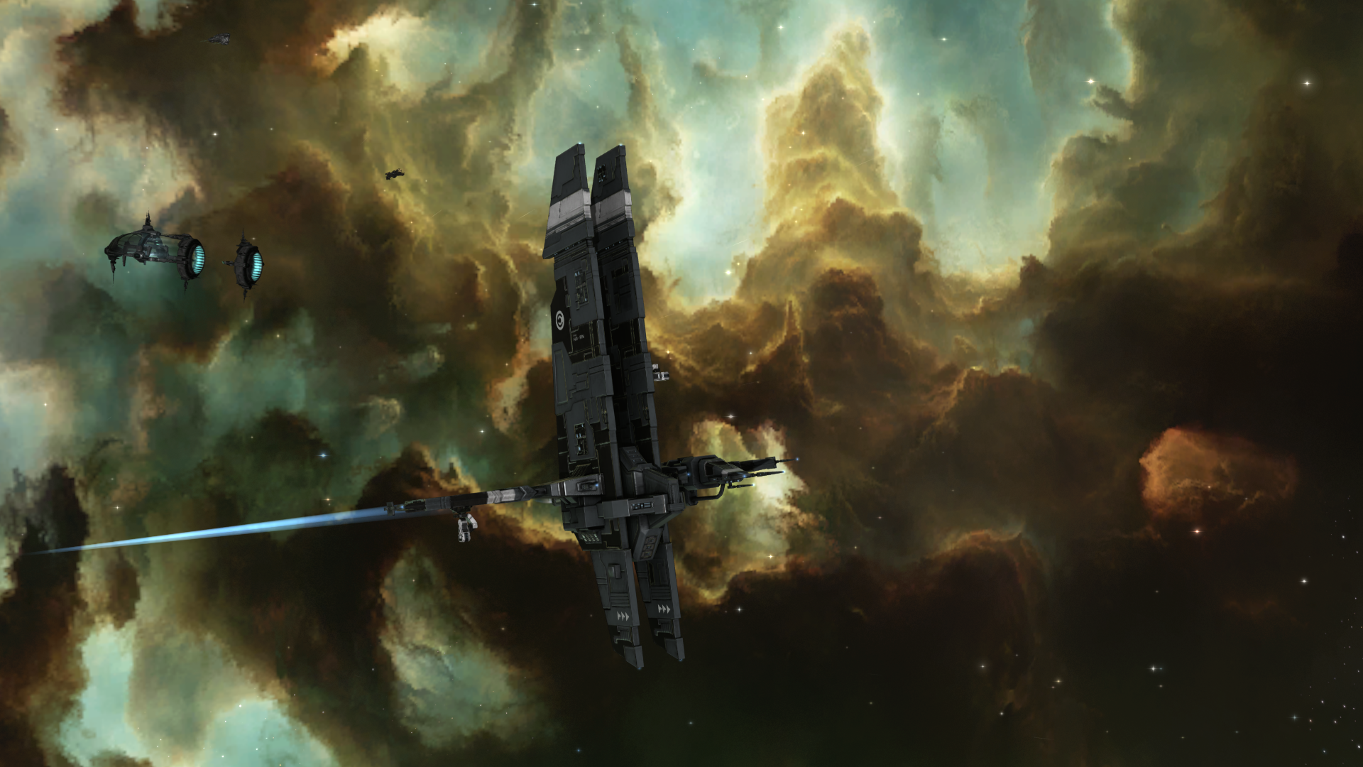 The Stargazer stargazes in EVE Online